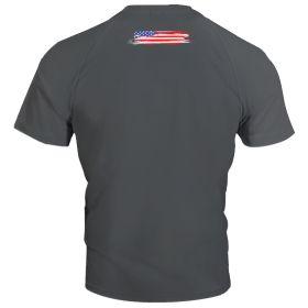 USA GOD BLESS AMERICA Koszulka T-Shirt Patriotyczny