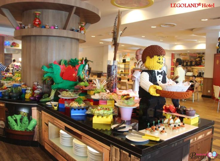 Where Imagination Comes Alive! LEGOLAND Hotel Malaysia | The New Age Parents