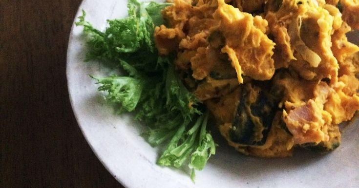レンジで簡単!デパ地下風かぼちゃサラダ by 管理栄養士ami