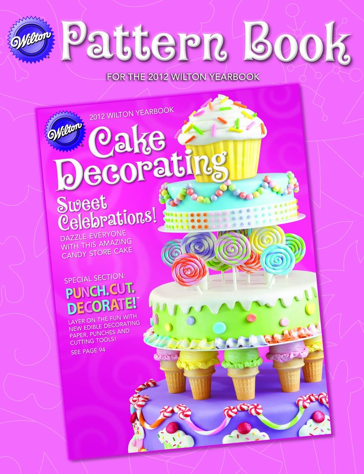 Wilton Cake Decorating Book Course 1 : Amazon.com: Wilton Decorating Basics Course 1 English: Books: Kitchen & Dining Cake Decorating ...