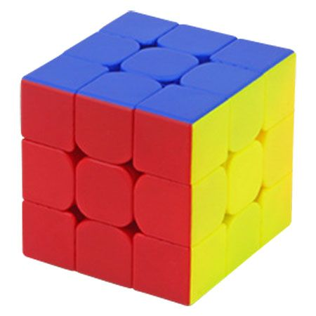 YuXin Little Magic 3x3x3 Stickerless Magic Cube_3x3x3_Cubezz.com: Professional Puzzle Store for Magic Cubes, Rubik's Cubes, Magic Cube Accessories & Other Puzzles