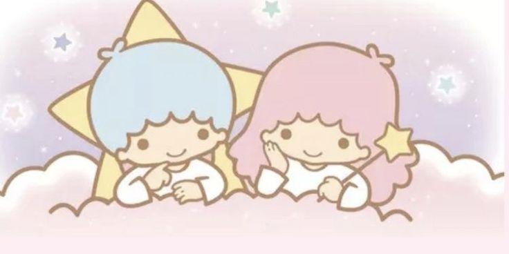 Little Twin Stars / キキララ 壁紙