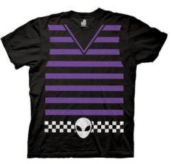 Howard Trompe Loeil Costume – The Big Bang Theory   Mens The Big Bang Theory Costume T-shirt $12.95