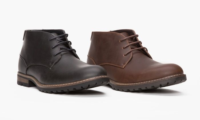 Kenneth Cole Unlisted Trail Mix Mens Chukka Boots for $50 http://sylsdeals.com/kenneth-cole-unlisted-trail-mix-mens-chukka-boots-50/