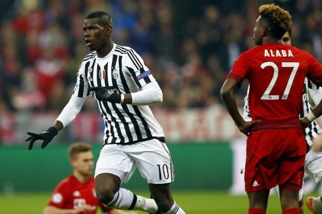 Manchester United Transfer News: Paul Pogba's Mother Key to Move, Latest Rumours