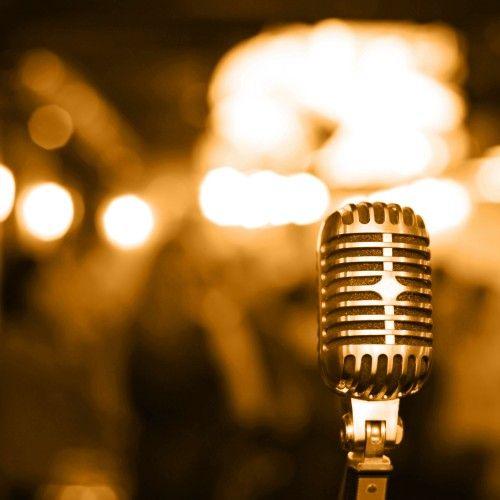 microfono vintage