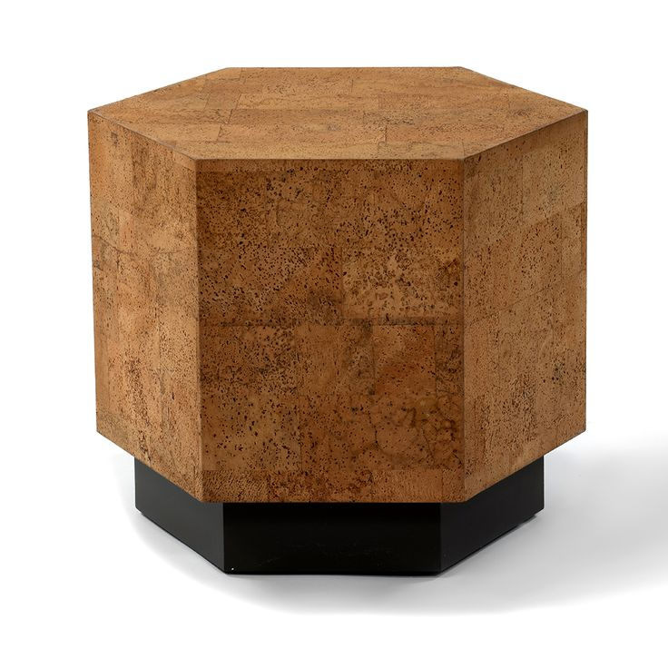 Geo Hex Coffee Table Cork Coffee Table Table Furniture Delivery