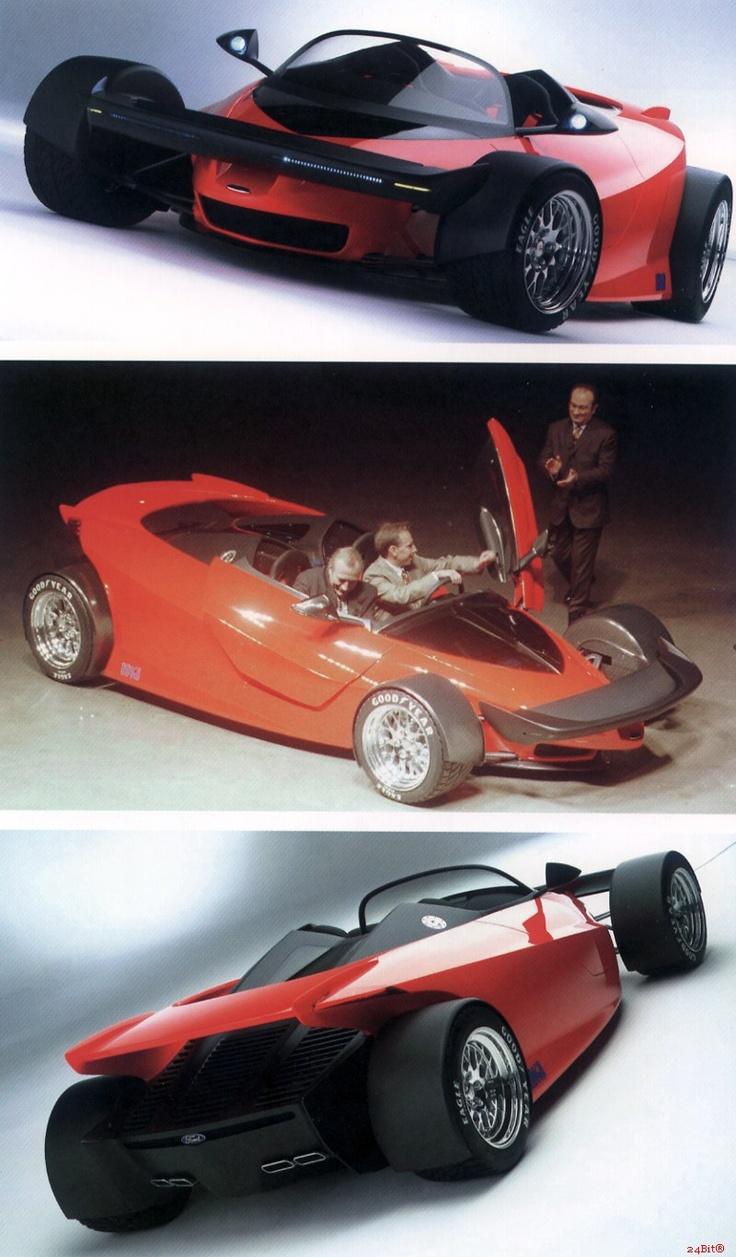 1996 ford indigo v12 6 0 litre 441bhp