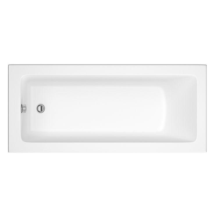 PBSQSE17X70 1700x700 single ended bath