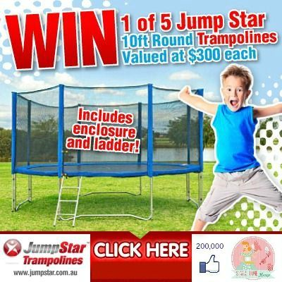 Enter this Awesome Competition with Stay at Home Mum and Jumpstar