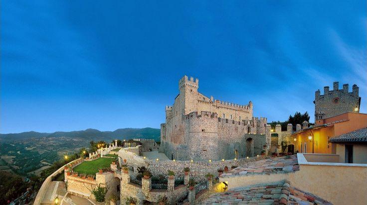 Castello Orsini a Nerola #Lazio #Nerola #Roma