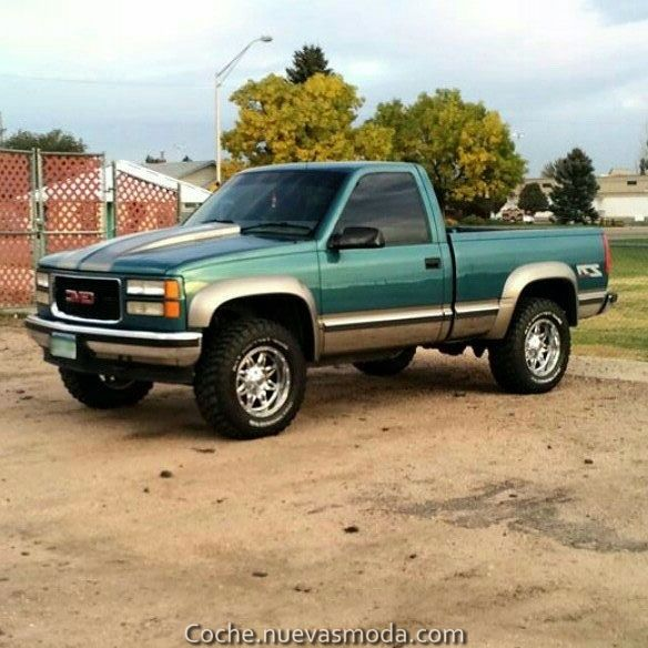 Lujoso Camion Gmc 1998 Lmc Trucklife Custom Chevy Trucks Chevy Trucks Single Cab Trucks
