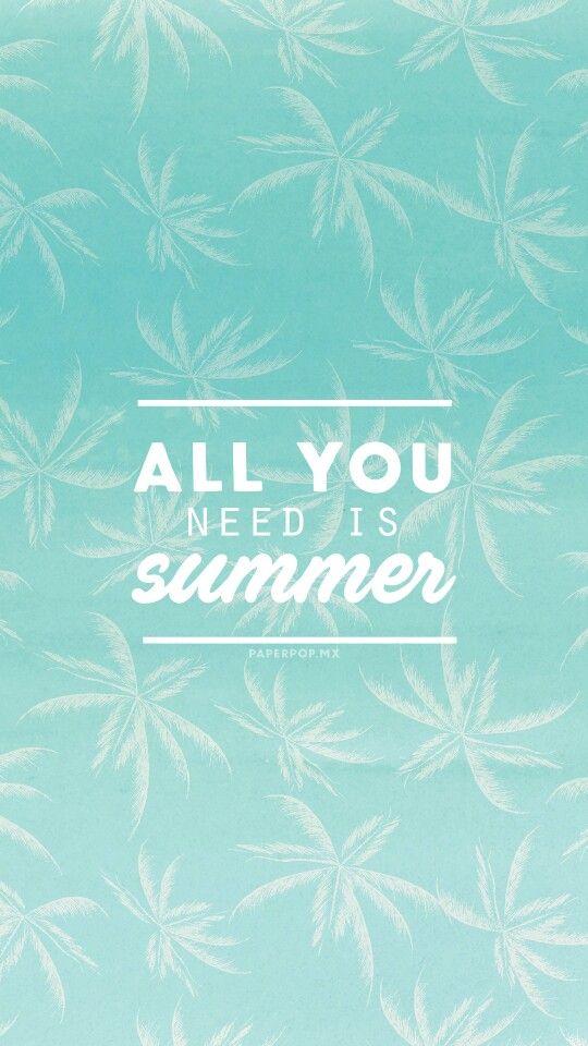 Fondos de Paperpop - Todo lo que necesitas es verano