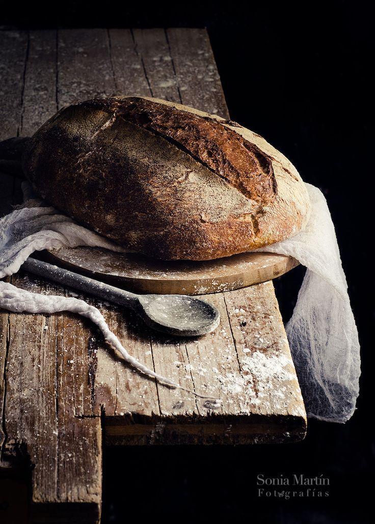7 consejos para fotografiar pan. http://www.aquesabenlasnubes.com #pan #bread #foodphotography #fotografíaculinaria
