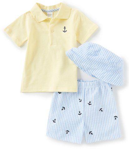 Baby Boys Clothing | Dillard's | Baby boy outfits, Boy ...