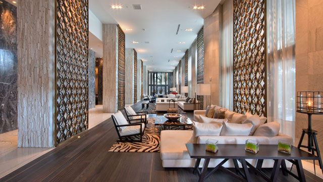 W HOTEL AND RESIDENCES | Plaza Construction Corporation