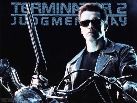 Terminator 2: Judgement Day Theme Song. Hands down my favorite movie of all time. I can watch this whenever. This theme! Man tears!