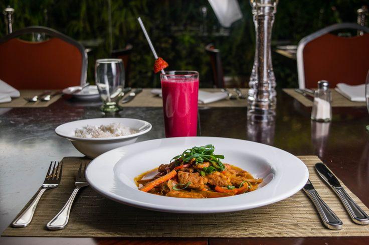 Vianda Mijao at Renaissance Mijao Restaurante