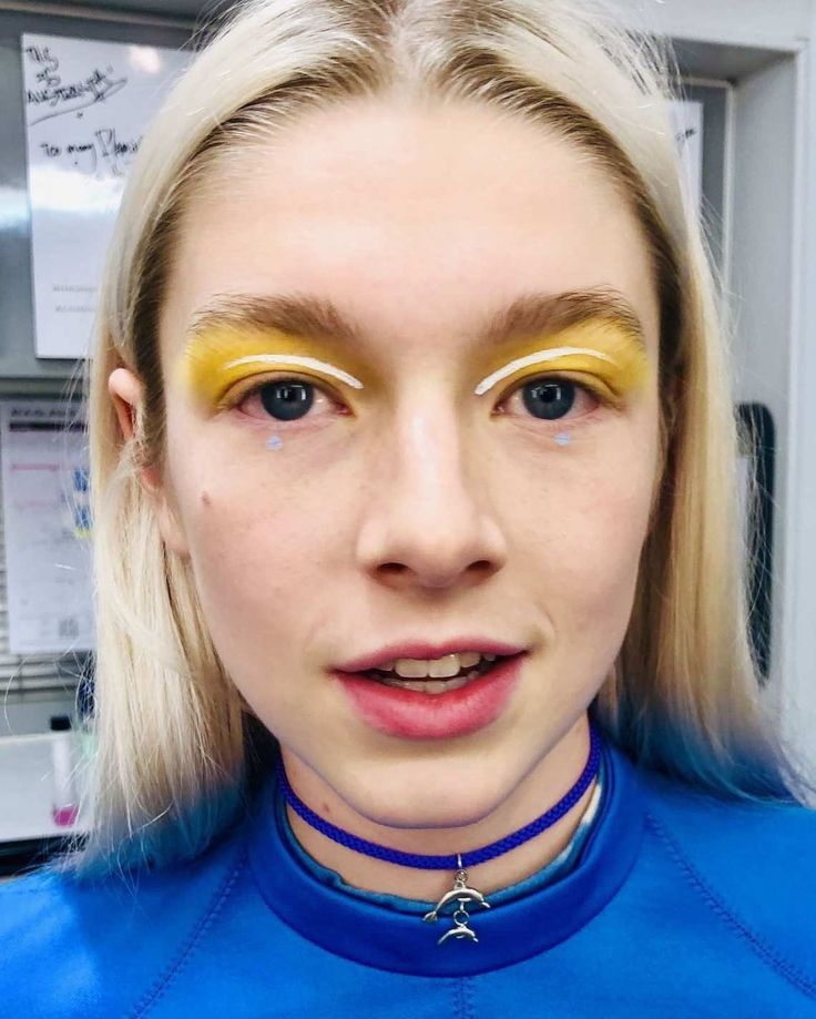 Hunter Schafer as Jules Vaughn in Euphora: Trouble Dont
