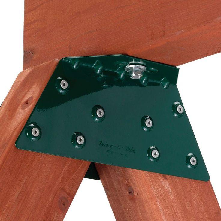 Swing-N-Slide Playsets EZ A-Frame Bracket-NE 4467-1 - The Home Depot