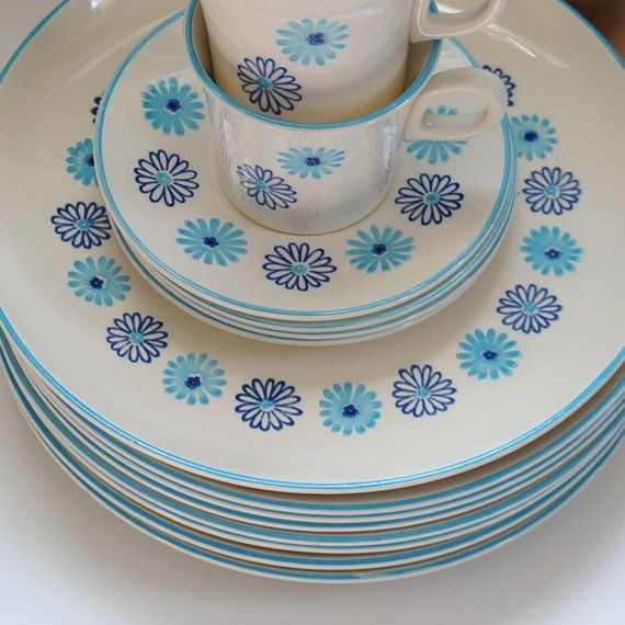 1950s Dishes: 1854 Best Vintage Dishes Images On Pinterest