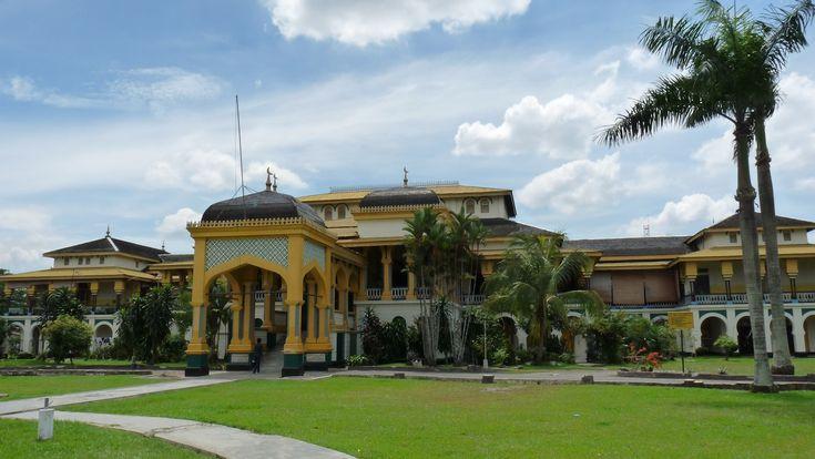 5 Tempat Wisata yang Terkenal di Medan - Sumatera Utara