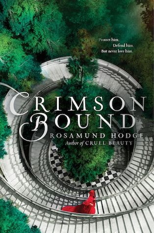 Review: Crimson Bound by Rosmund Hodge. Young adult fantasy.