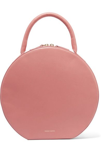 Mansur Gavriels Circle tote is designed in a clean, rounded silhouette reminiscent of classic hat bags. Its made from the brands incredibly supple Italian leather and has a smooth suede lining. Store your cell phone and cards in the internal patch pockets. Clothing, Shoes & Jewelry : Women : Handbags & Wallets : Women's Handbags & Wallets hhttp://amzn.to/2lIKw3n