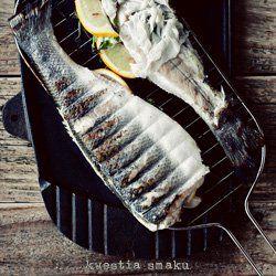 Perfekcyjna ryba z grilla | Kwestia Smaku