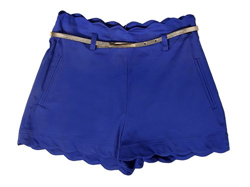Forever New Blue Shorts