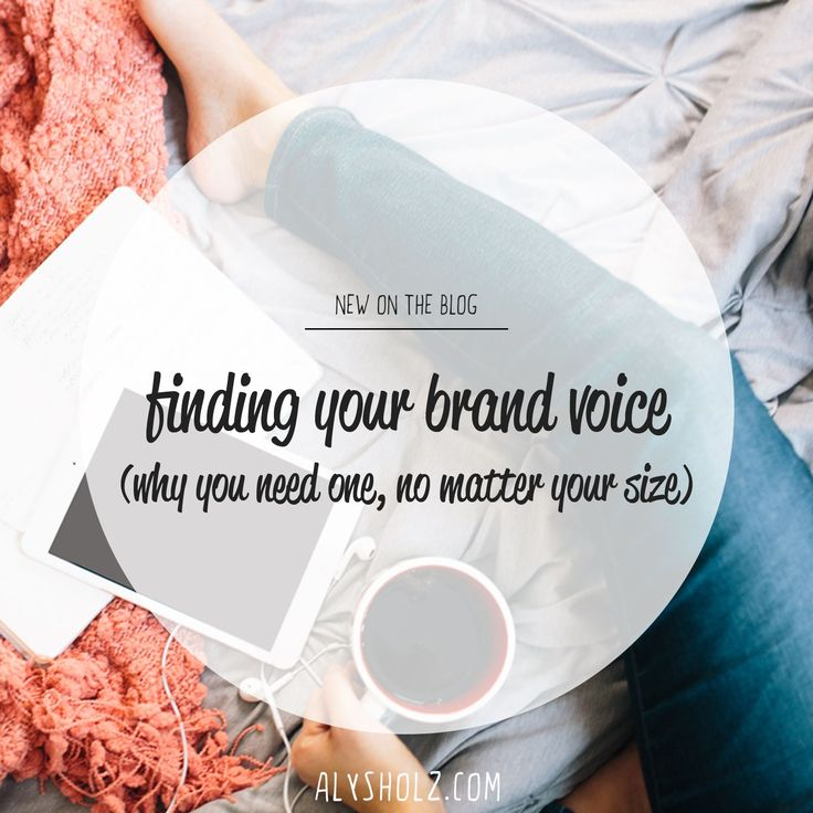 Talking about that old #marketing staple the brand voice on the #blog today. I genuinely believe that no matter the size of your business you need a brand voice - in fact, I think figuring that out is one of the most fun marketing activities you need to do for your #business.