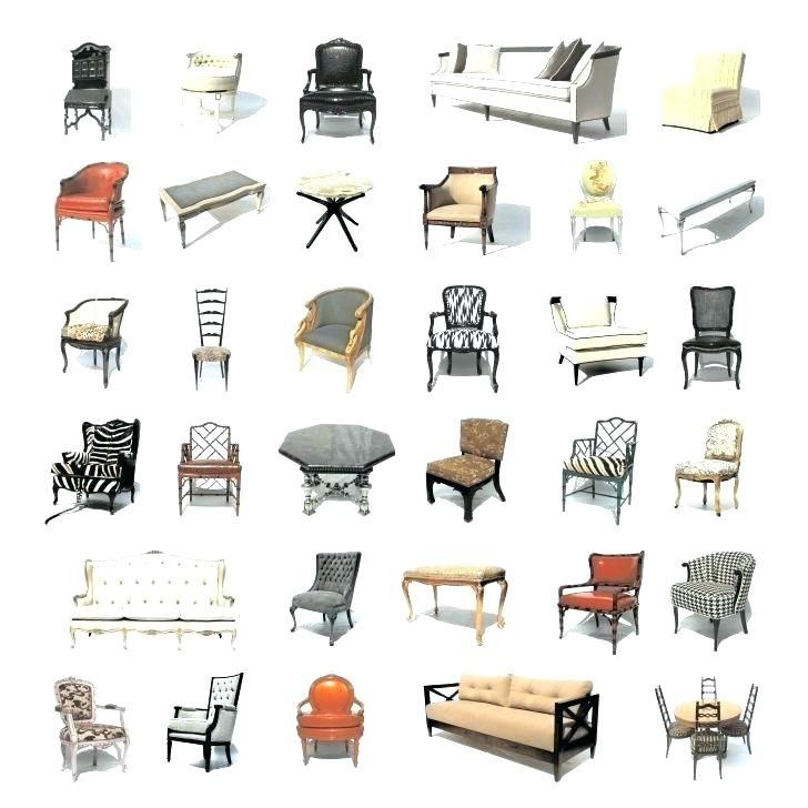 Easy Types Of Armchairs 11 With Additional Home Design Furniture
