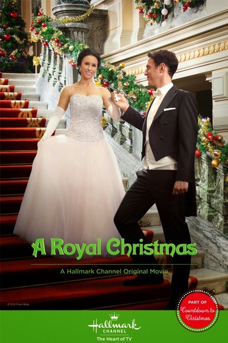 Its a Wonderful Movie - Your Guide to Family Movies on TV: A ROYAL CHRSTMAS, a Hallmark Channel Christmas Movie starring Lacey Chabert and Jane Seymour
