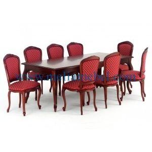 Meja Makan Jati Mewah merupakan produk terbaru mebel jepara yang kami tawarkan kali ini. meja makan mewah dengan 8 kursi serta serta dilengkapi jok busa ini sangat cocok mengisi ruang makan anda. meja makan mewah yang dengan model yang besar dapat digunakan untuk makan bersama keluarga besar anda.
