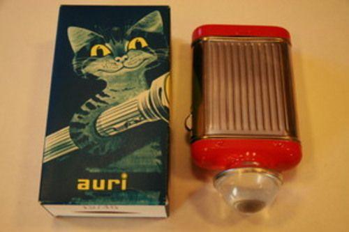Auri taskulamppu (1950-luku?)