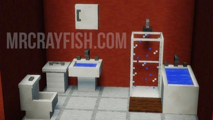 Minecraft Furniture 1 14 Minecraft In 2020 Minecraft Decorations