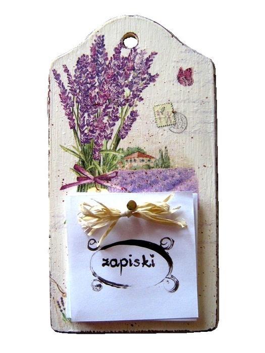 Lavender notes