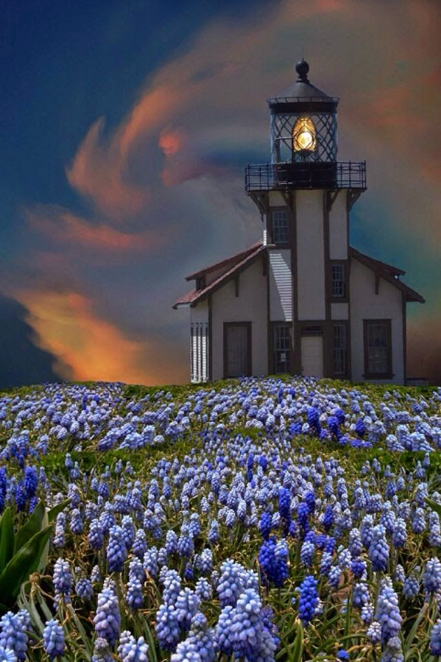 Point Cabrillo Lighthouse, Northern California
