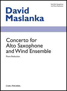 Search maslanka saxophone | Sheet music at JW Pepper