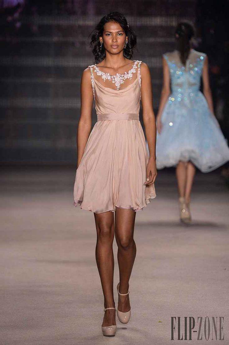 Mejores 251 imágenes de Designer Dresses (Short) en Pinterest | Alta ...