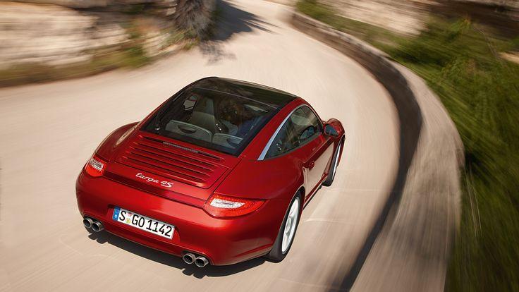 Porsche 911 Targa 4S 2009