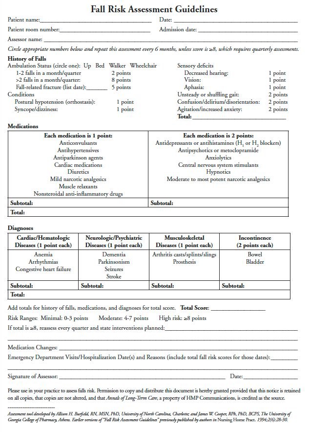 40 best ALTCu0027s Tip Sheets and Resources for Healthcare Providers - risk assessment form sample