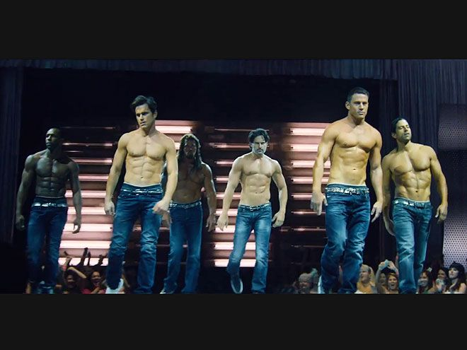 The 10 Most Important Things That Happened in the Magic Mike XXL Trailer | WHEN EVERYONE WAS SHIRTLESS AND NOTHING ELSE MATTERED | Say hello to our new desktop background.