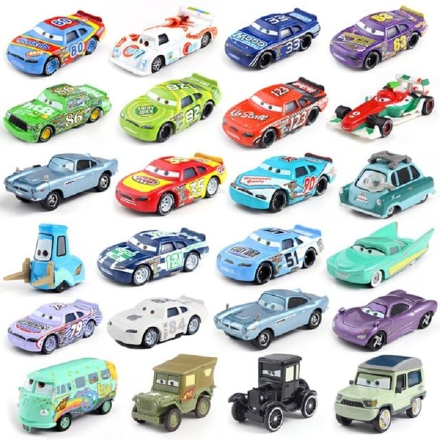 NEW DISNEY PIXAR CARS 3 JACKSON STORM 1:55 SCALE DIE-CAST VEHICLE FREE SHIPPING