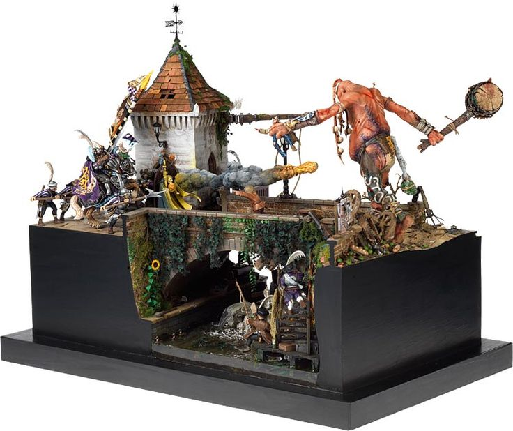 1000+ Images About Ogre Models Miniatures And Terrain For