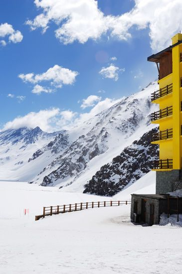 Skiing in Chile this August, anyone?