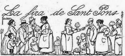 Sant Ponç.gent