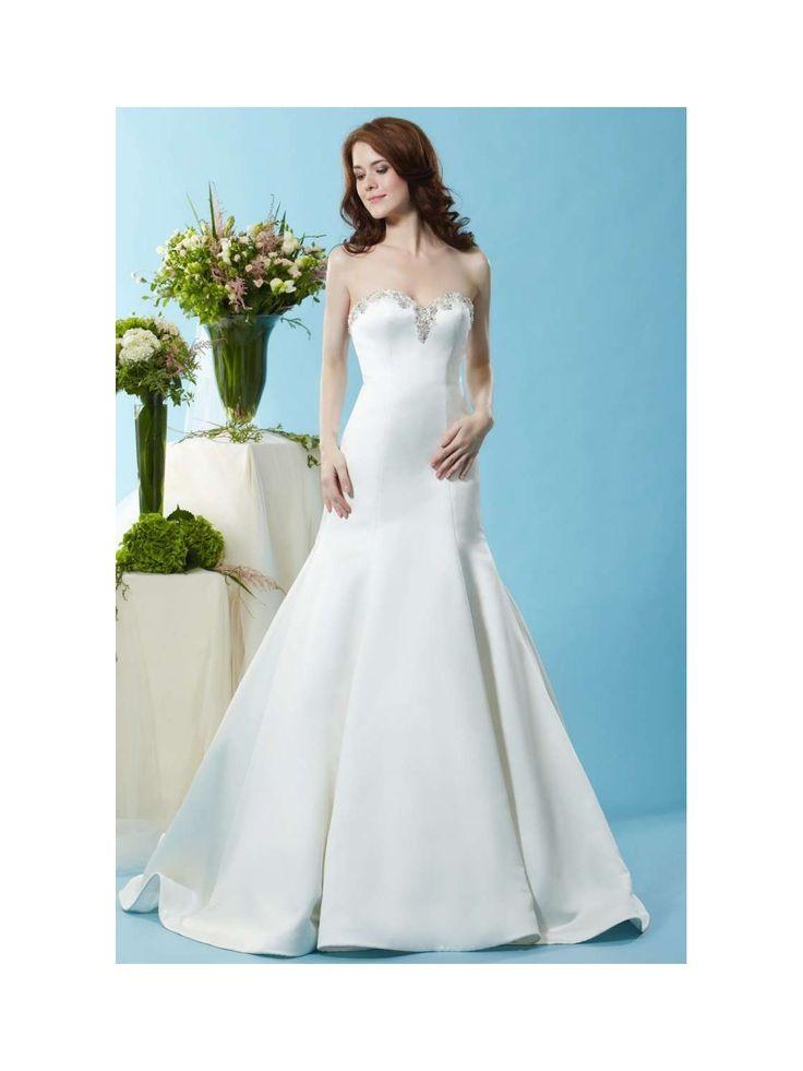 Eden Bridals Wedding Dress Style BL119 | House of Brides