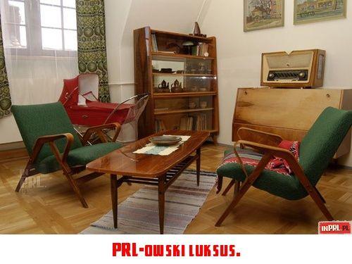 PRL-owski luksus.
