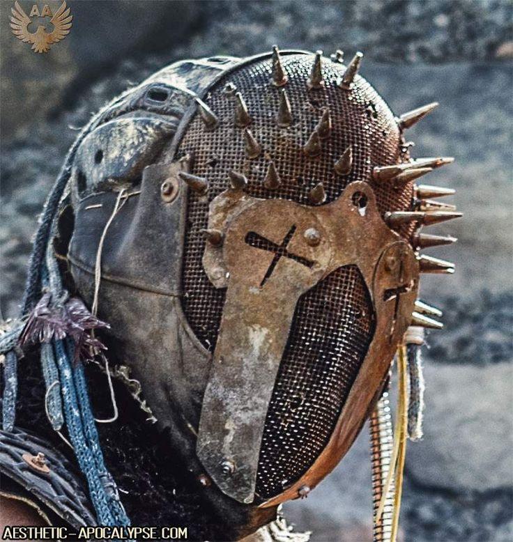 Aesthetic Apocalypse – Post apocalyptic Costumes…